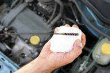 Kerhaert's Auto Repair of Greece- Oil change service image